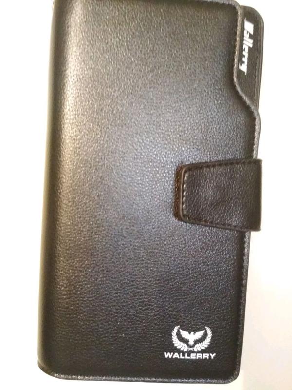 Мужское портмоне / клатч Wallerry