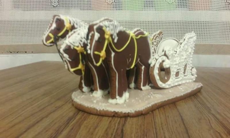 Сани или лошадки