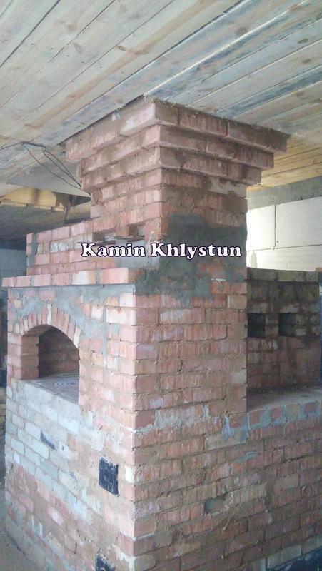 Строим печи, камины