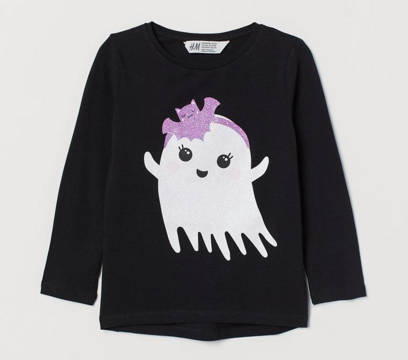 H&m детская кофта для девочки на 4-6 лет