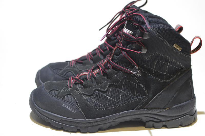 Треккинговые ботинки everest watertex outdoor