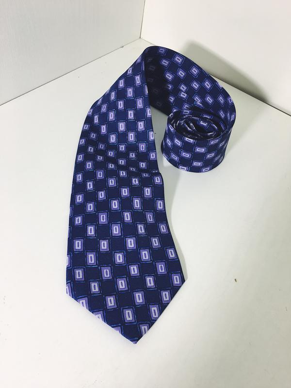 Мужской галстук paco rabbane
