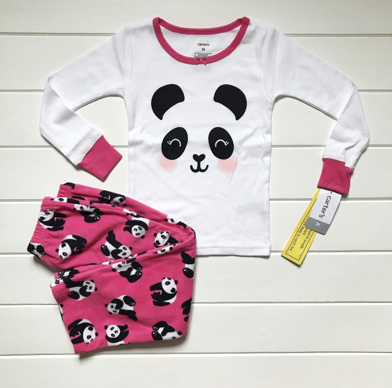 3t, флисовая пижама carter's, флісова піжама carter's, пижама ...
