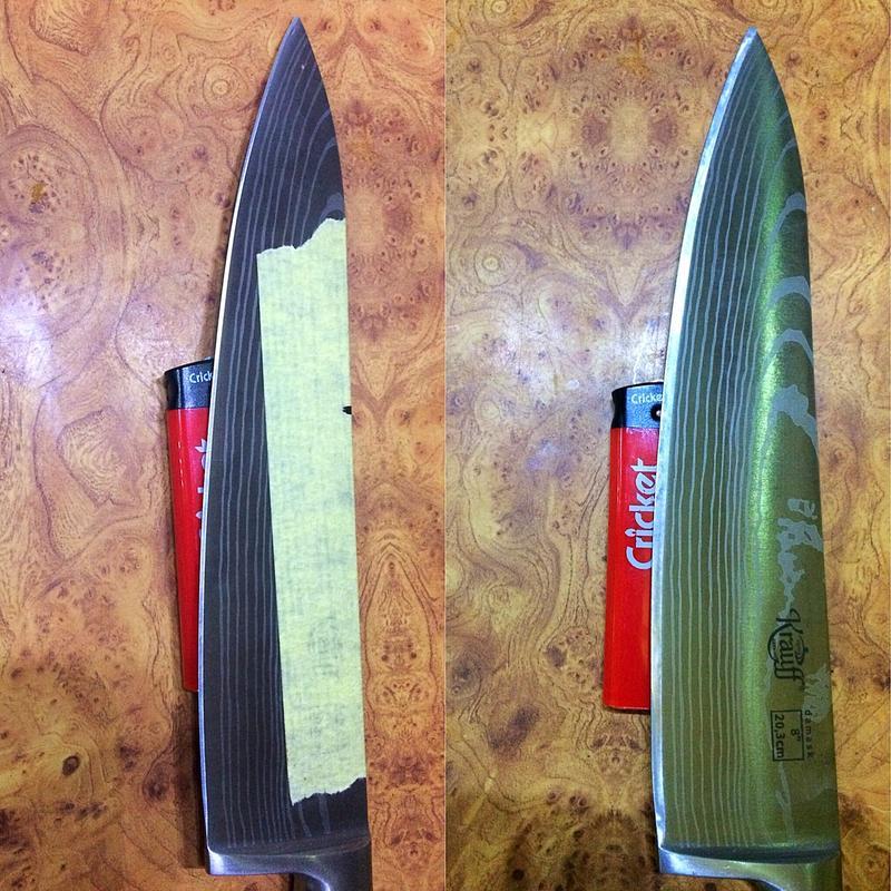 Заточка различных ножей,ножниц до бритвенной остроты.