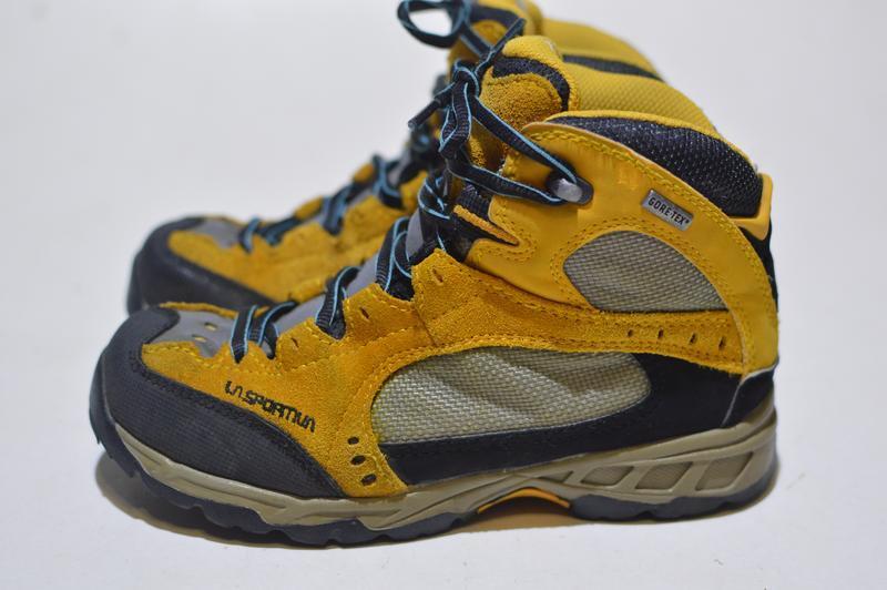 Треккинговые ботинки la sportiva trango kid gtx outdoor