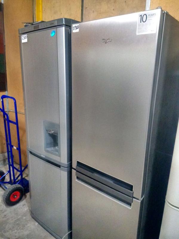 Холодильник нержавейка от 4800грн , есть доставка
