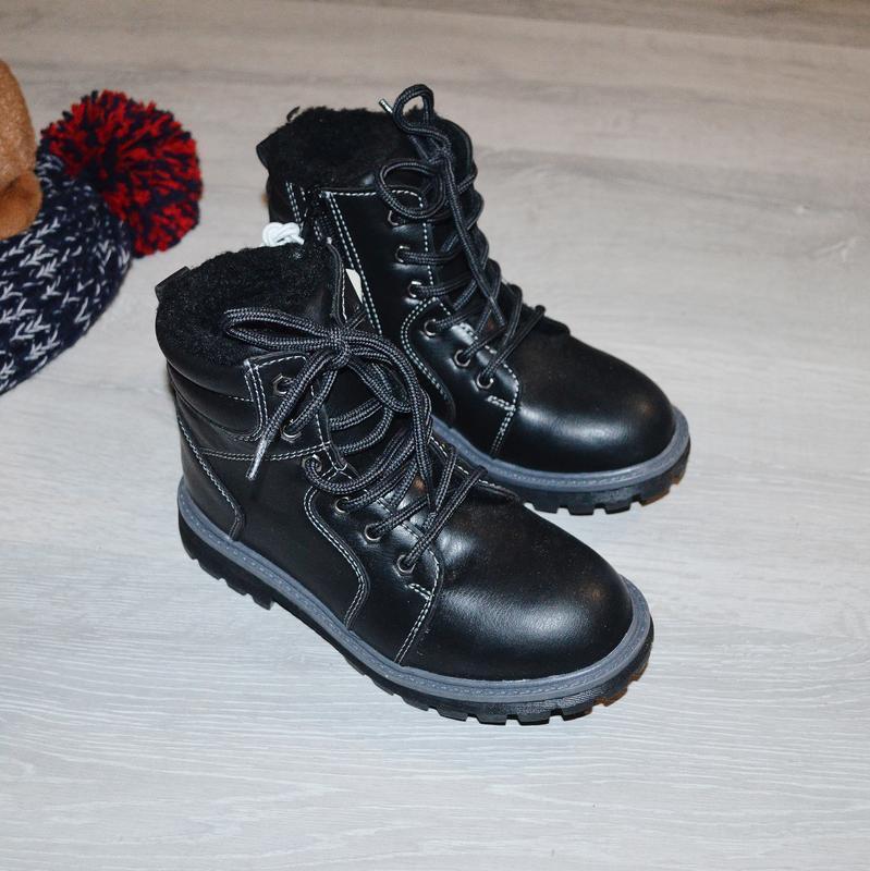 Зимние ботинки lc waikiki p 32