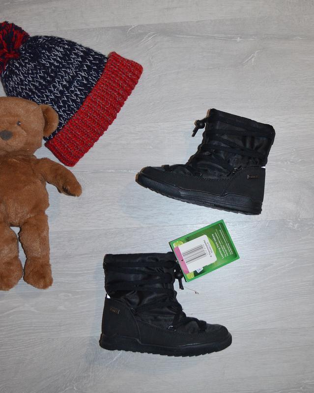 Термо ботинки, сапоги alive p 31