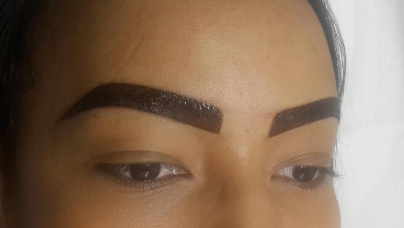 Идеальная  форма бровей для вашего лица - Фото 4