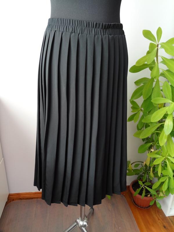 Трендовая юбка плиссе от debenhams