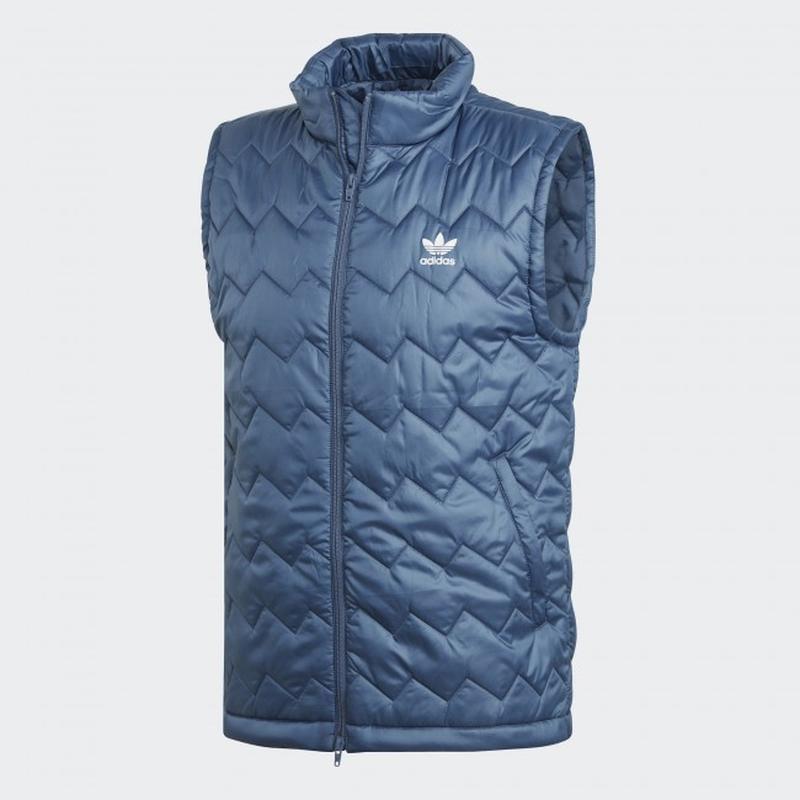 Мужской жилет adidas originals sst puffy(артикул:dh5029