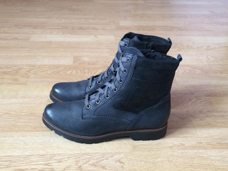 Кожаные ботинки walkkind 40 размера