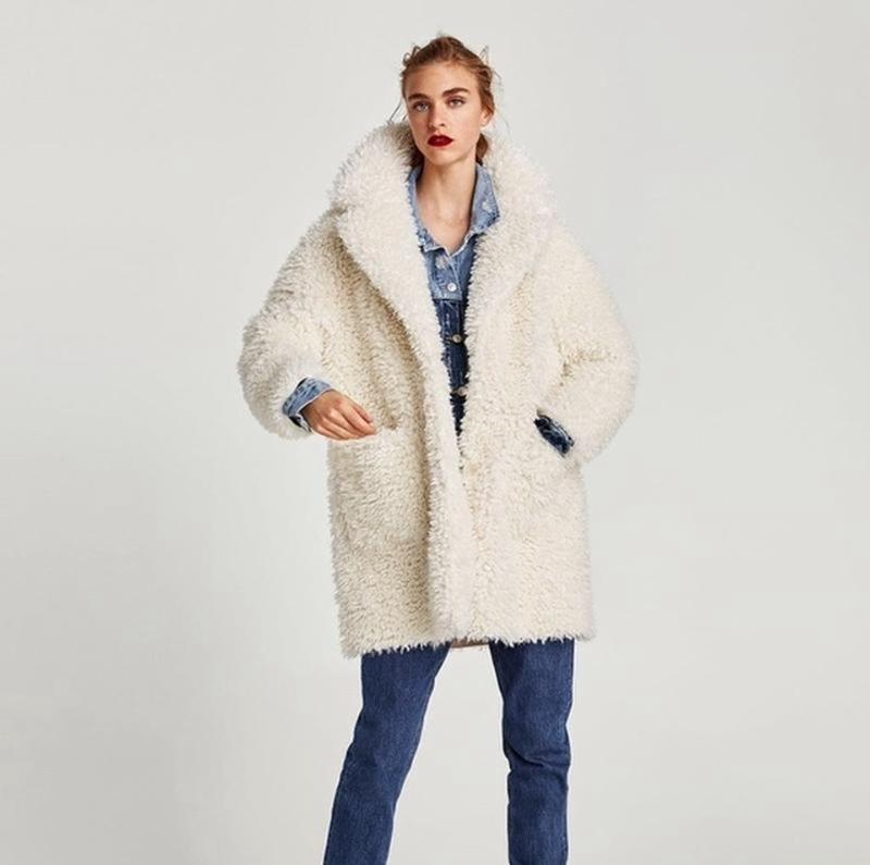 Шуба, пальто zara