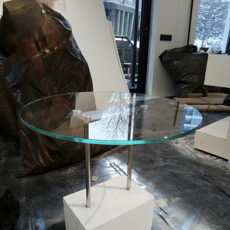 Ремонт стеклянной мебели любой сложности,профессиональная рест...