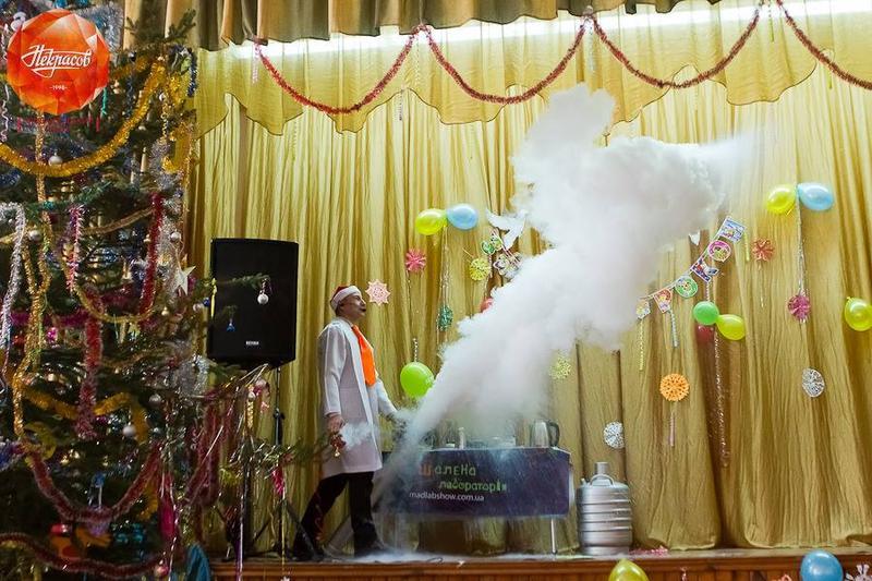 Научное шоу Винница - Фото 2
