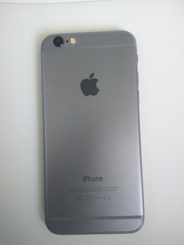 Apple IPhone 6 на 64Гб silver