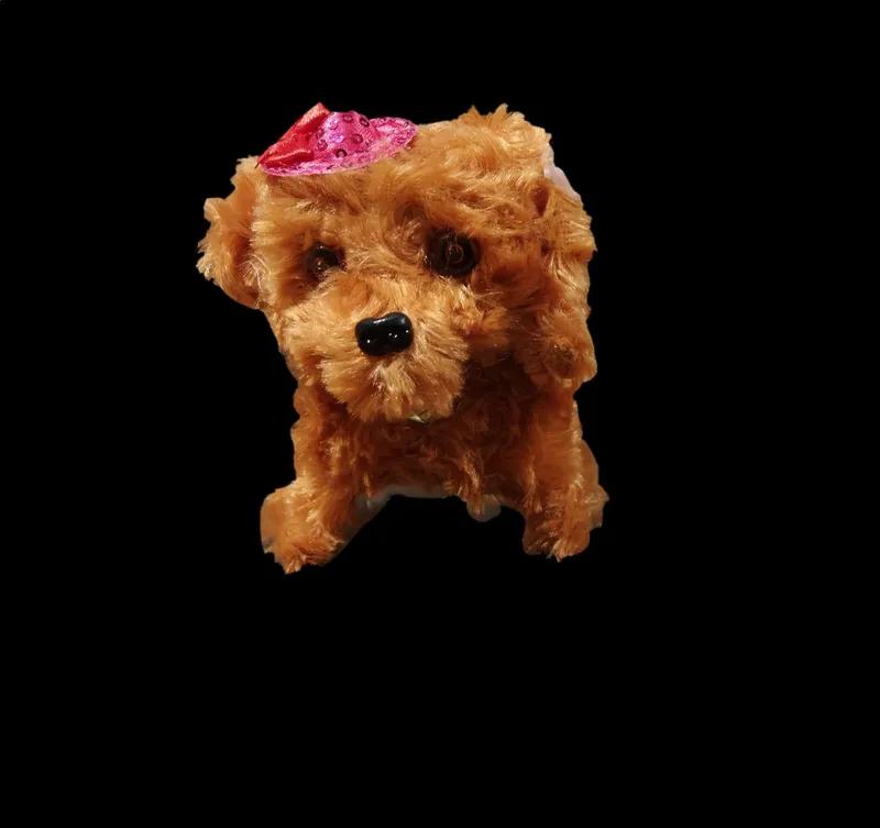 Собака интерактивная на батарейках - Фото 3