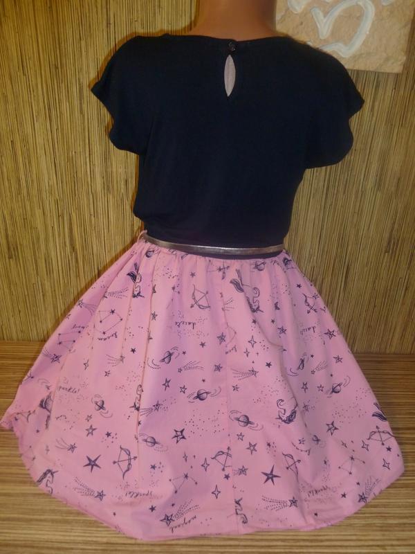 Стильное платье на 10 лет - Фото 2