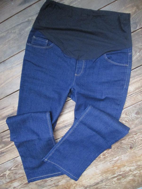 Джинсы брюки для беременных брюки lc waikiki maternity  размер...