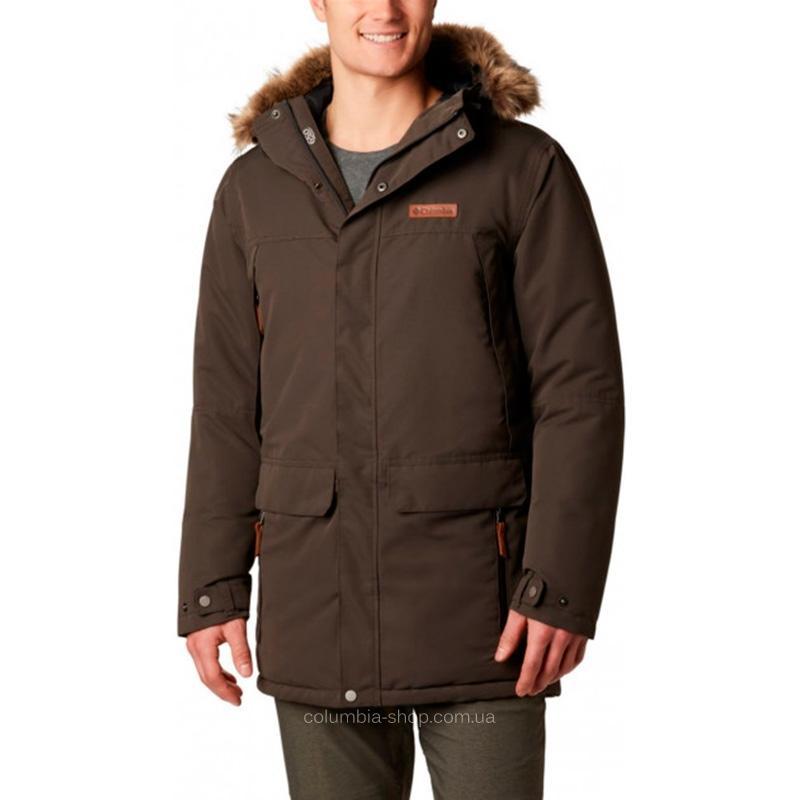 Зимняя куртка парка Columbia размер М (50-52)