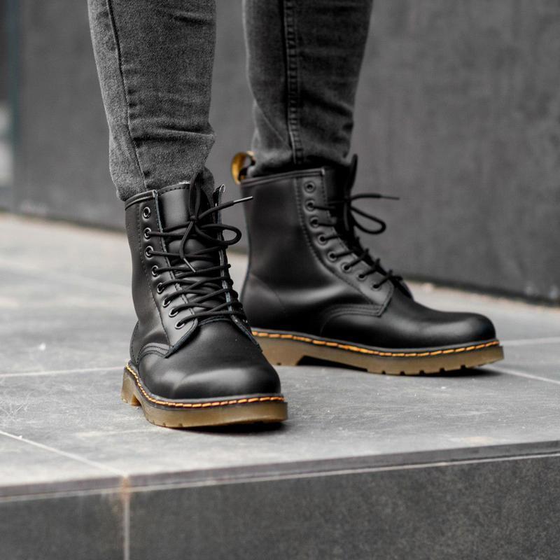 Ботинки мужские на зиму💪dr. martens💪