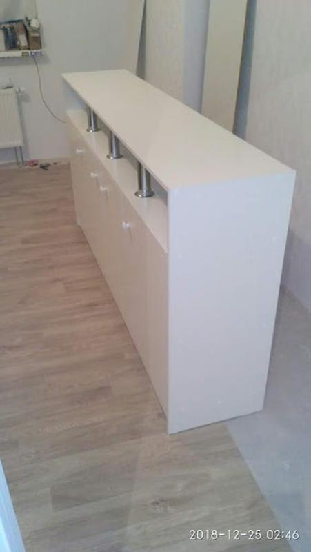 Изготовление комода и шкафа