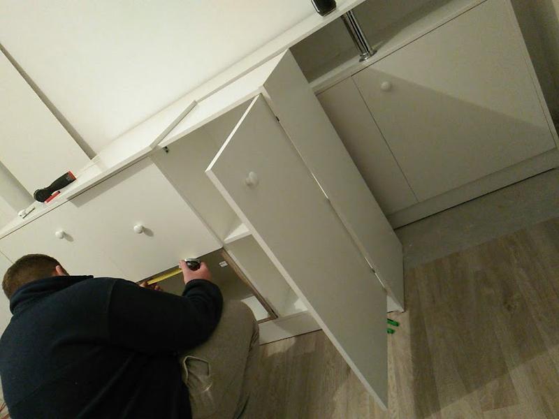 Изготовление комода и шкафа - Фото 3