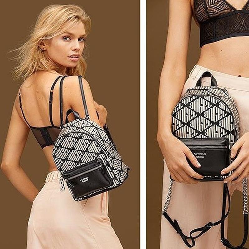 Новая коллекция! стильный рюкзак от victorias secret виктория ...