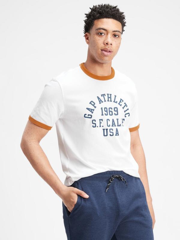 Мужская футболка gap оригинал футболки мужские
