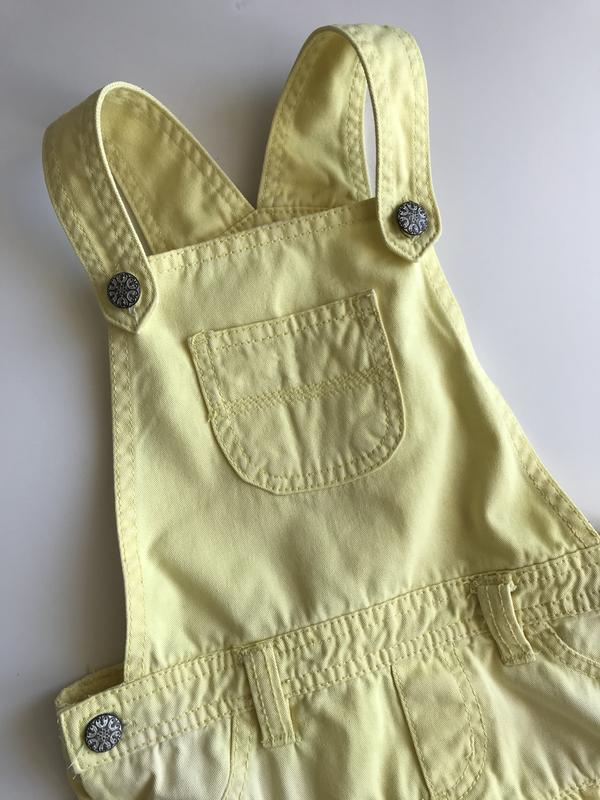 Сарафан джинсовый на девочку 3-4 года