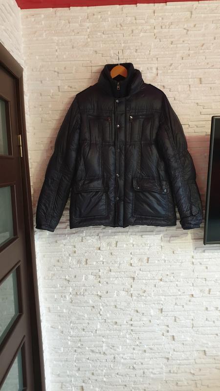 Мужская куртка пуховик henderson
