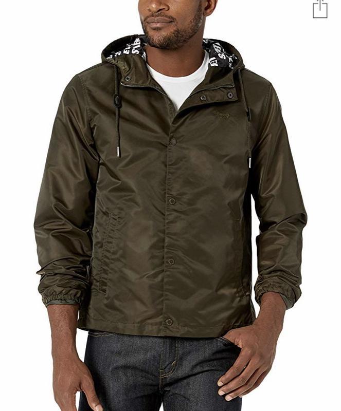Куртка ветровка Levi's (USA) из США