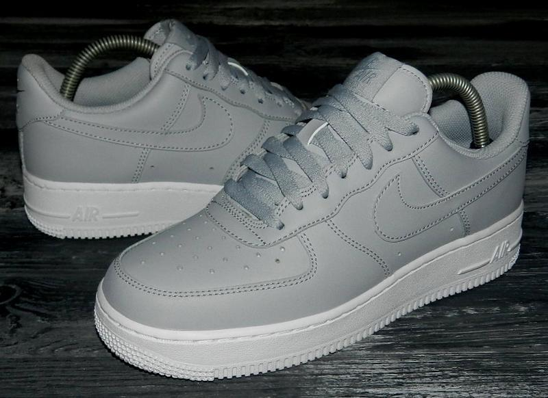 Nike air force ! оригинальные, кожаные, невероятно крутые крос...