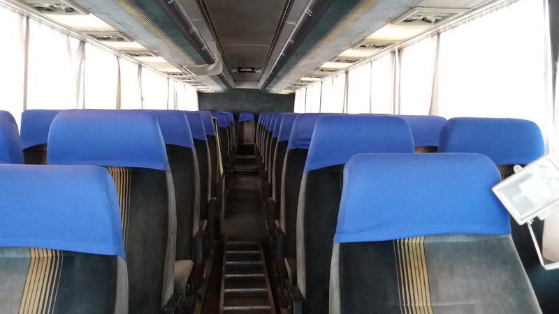 Пассажирские перевозки аренда автобуса 50 мест Киев Белая Церковь - Фото 3
