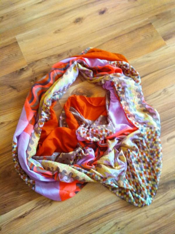 Палантин, хомут, шарф, платок