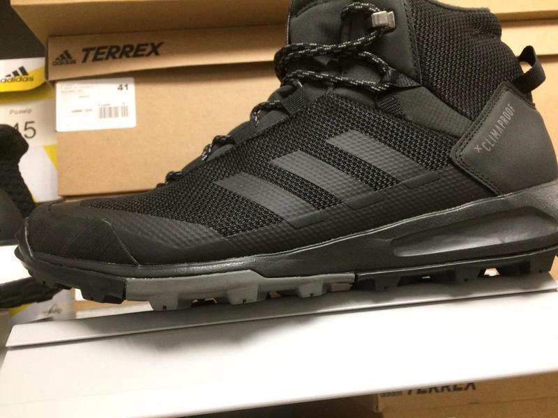 Мужские ботинки adidas terrex tivid mid climaproof(артикул:s80... - Фото 3