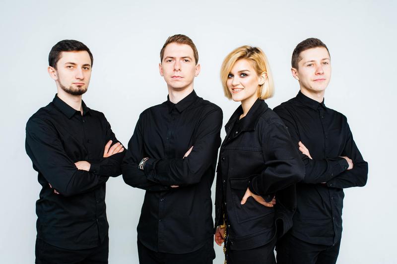 Лучшая Кавер группа, Киев, In White cover band