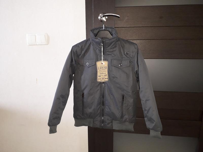 """Новая фирменная куртка """"e-bound"""" р.146-152(бельгия)."""