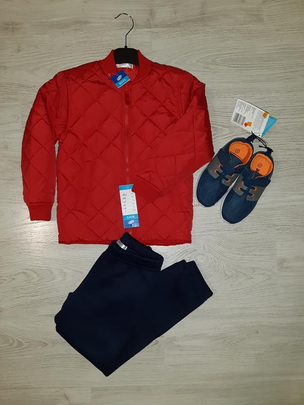 """Новая фирменная куртка """"pep&co""""р.110-116 (польша)."""