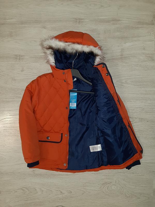 """Новая фирменная куртка """"pep&co""""р.116/122 (польша)."""