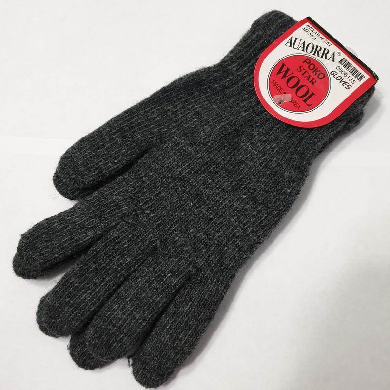 Шерстяные перчатки auaorra