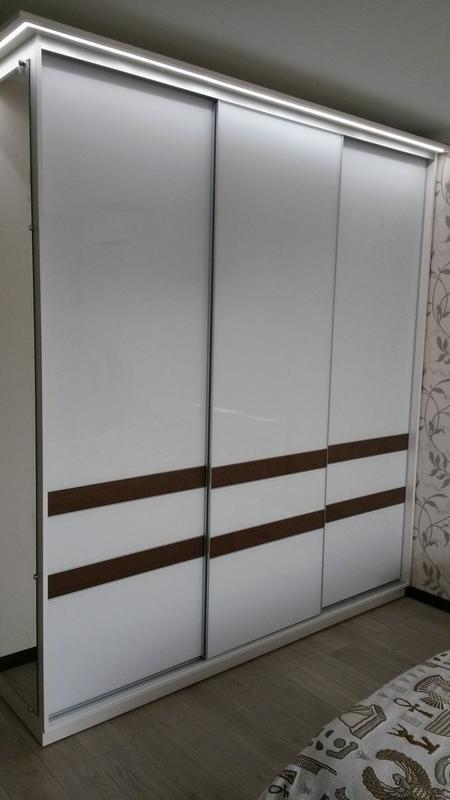 Профессиональное изготовление мебели - Шкафы-купе