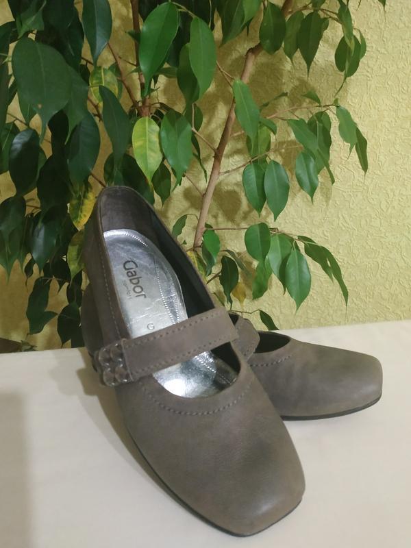 Gabor comfort стильные туфли, балетки, босоножки, германия, ор...