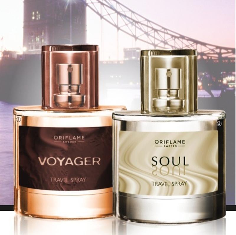 Soul,Voyager Oriflame