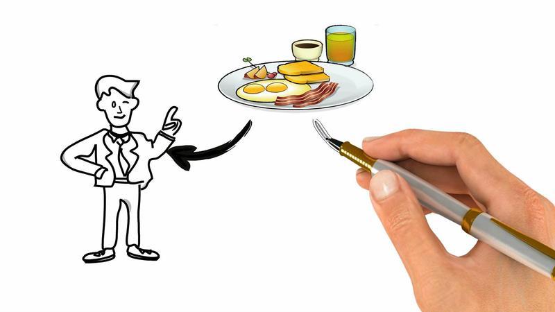 Анимационный   doodle видеоролик