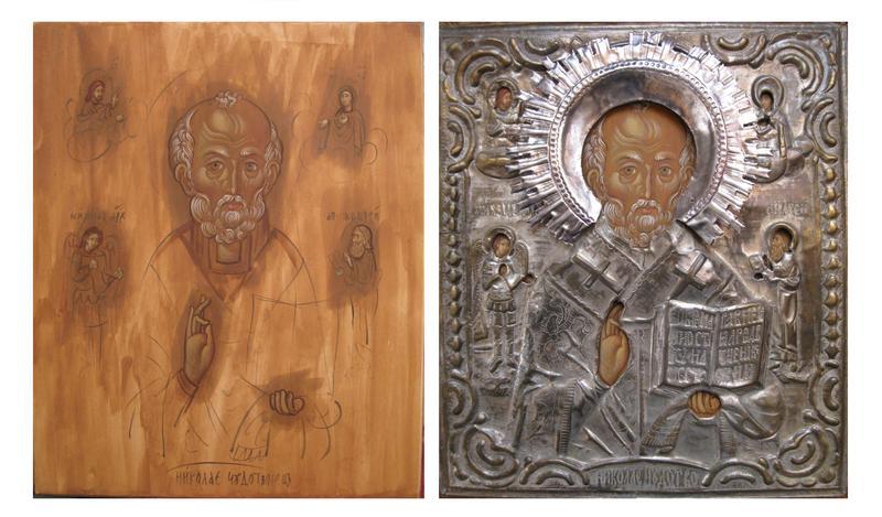 Реставрация икон - Фото 2