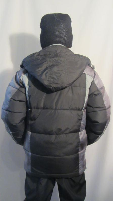 Курточка зимняя на мальчика 7-10 лет - Фото 5