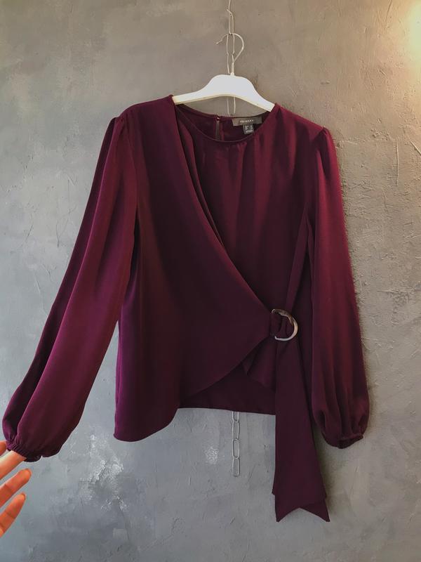 Изысканная блуза блузка в богемном стиле рубашка