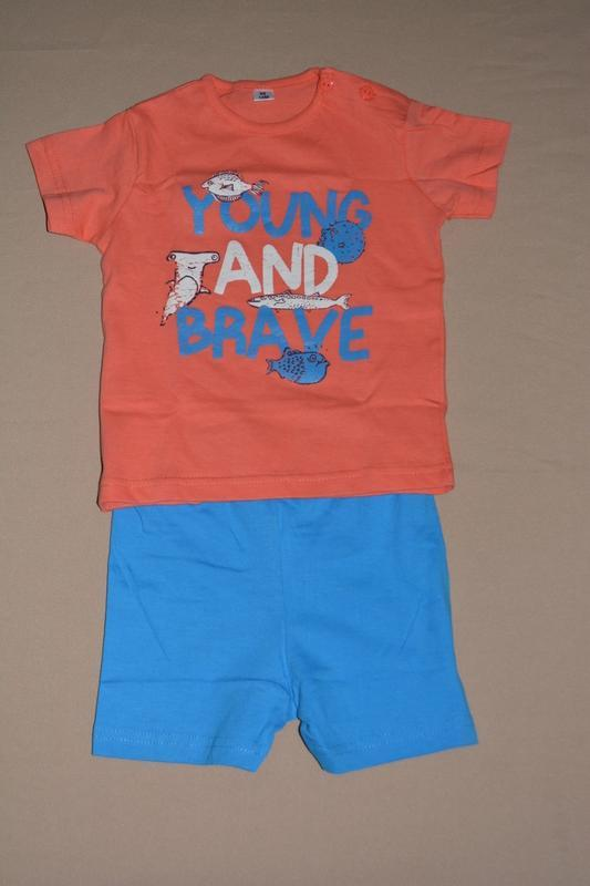 Костюм детский для мальчика action нидерланды размер 68 см