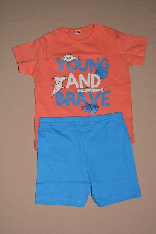 Костюм детский для мальчика action нидерланды размер 68 см - Фото 2